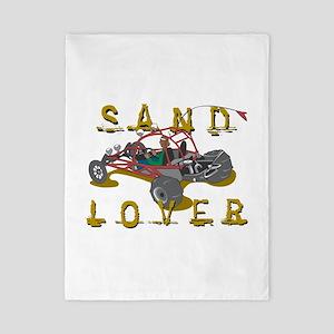 Sand Lover Dune Buggy Twin Duvet
