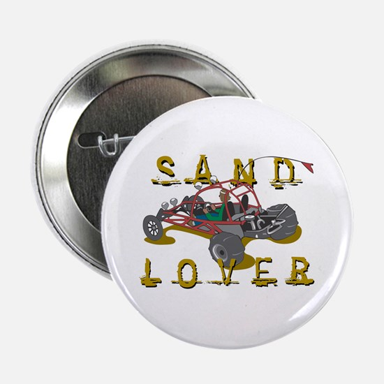 """Sand Lover Dune Buggy 2.25"""" Button"""