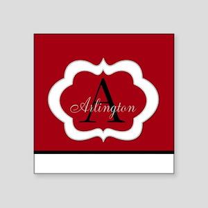Monogram by LH Sticker