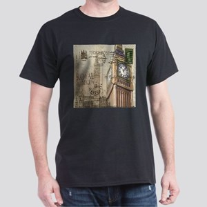 vintage london big ben T-Shirt