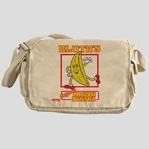 Bluth's Original Frozen Banana Messenger Bag