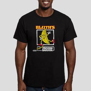 Bluth's Original Froze Men's Fitted T-Shirt (dark)