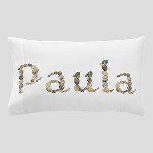 Paula Seashells Pillow Case