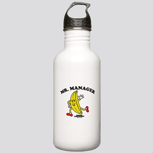 Mr. Manager Stainless Water Bottle 1.0L