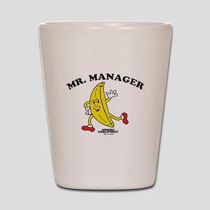 Mr. Manager Shot Glass