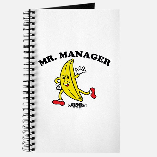 Mr. Manager Journal