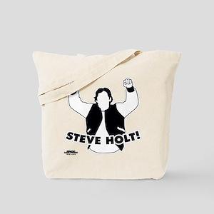 Steve Holt Tote Bag