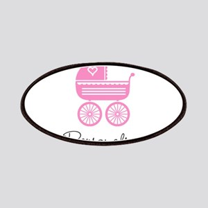 Personalized baby carriage Patch