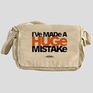 Huge Mistake Messenger Bag