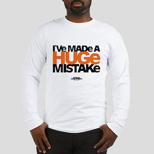 Huge Mistake Long Sleeve T-Shirt
