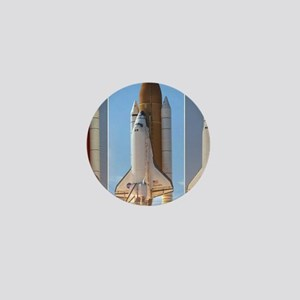 space shuttles Mini Button