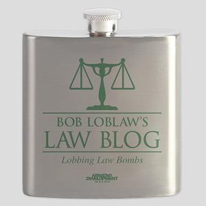 Bob Lablaw's Law Blog Flask