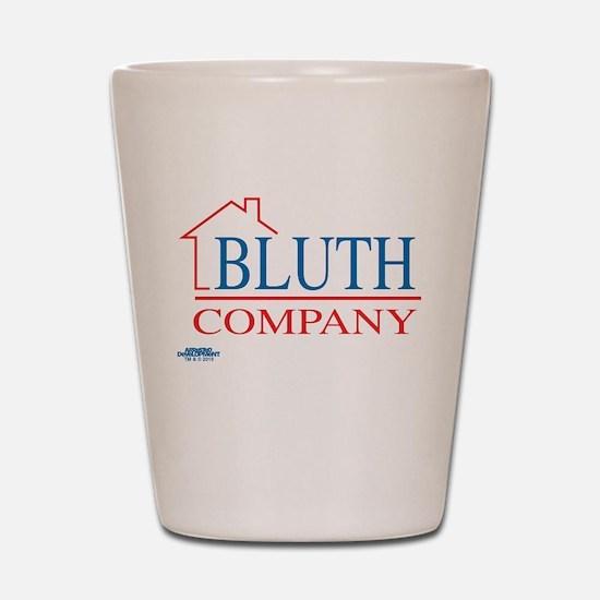 Bluth Company Shot Glass