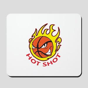 HOT SHOT Mousepad