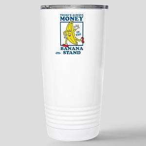 Banana Stand Stainless Steel Travel Mug