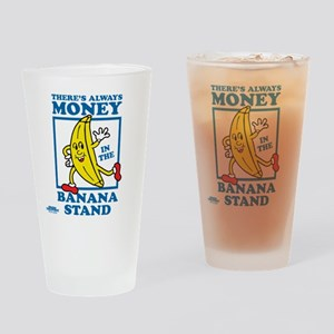 Banana Stand Drinking Glass