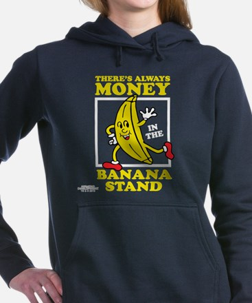 Banana Stand Women's Hooded Sweatshirt