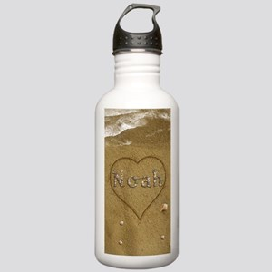 Noah Beach Love Stainless Water Bottle 1.0L