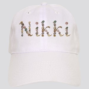 Nikki Seashells Baseball Cap