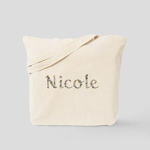 Nicole Seashells Tote Bag