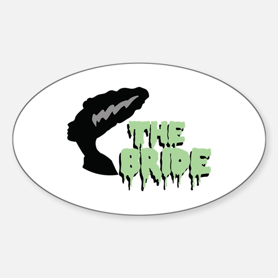 The Bride Decal