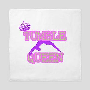 Tumble Queen Queen Duvet