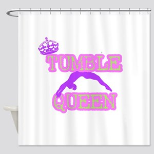 Tumble Queen Shower Curtain