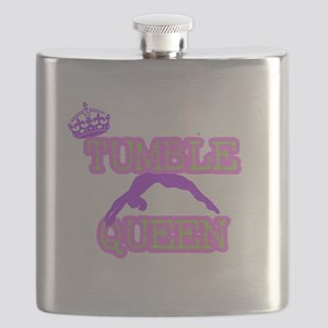 Tumble Queen Flask