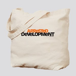 Arrested Development Logo Tote Bag