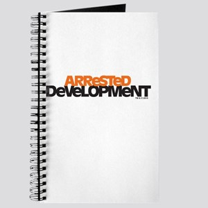 Arrested Development Logo Journal