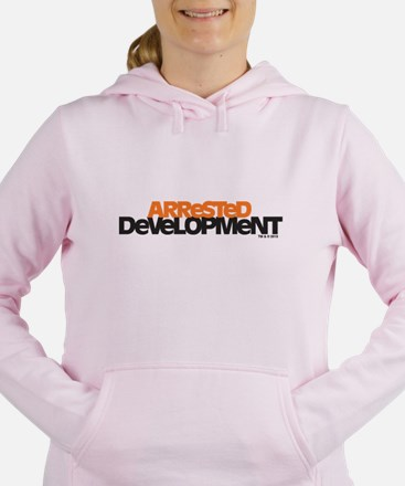 Arrested Development Log Women's Hooded Sweatshirt