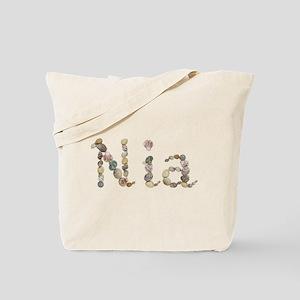 Nia Seashells Tote Bag