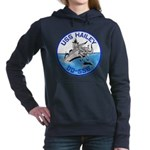 USS HAILEY Women's Hooded Sweatshirt