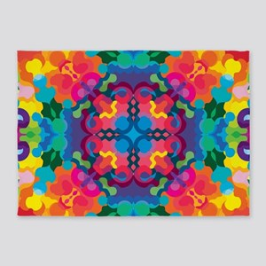 Good For Your Brain 2 5'x7'Area Rug