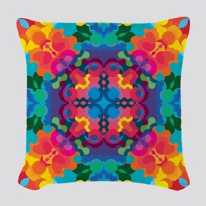 Good For Your Brain 2 Woven Throw Pillow