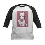 Rose Cat Baseball Jersey