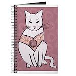 Rose Cat Journal