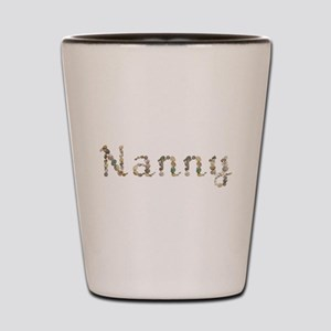 Nanny Seashells Shot Glass