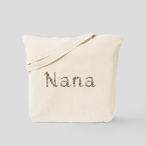 Nana Seashells Tote Bag