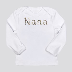 Nana Seashells Long Sleeve T-Shirt