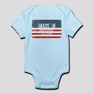 Made in Independence, California Body Suit