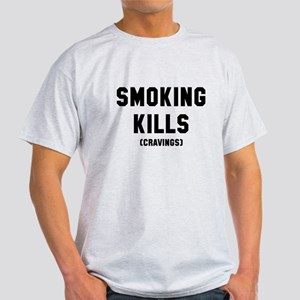 Smoking Kills Light T-Shirt