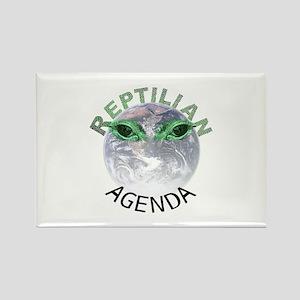 Reptilian Agenda Magnets