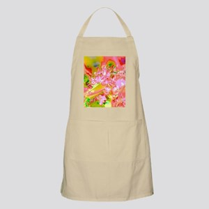 Abstract Spring Colors Apron
