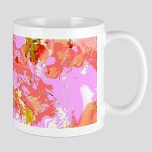 Abstract Spring Colors Mugs