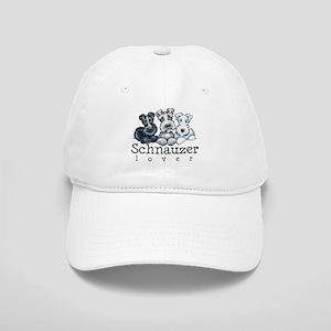 Schnauzer Lover 15 Baseball Cap