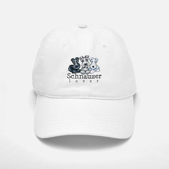 Schnauzer Lover 15 Baseball Baseball Baseball Cap