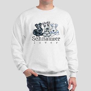 Schnauzer Lover 15 Sweatshirt