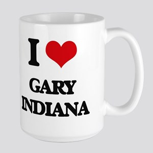 I love Gary Indiana Mugs