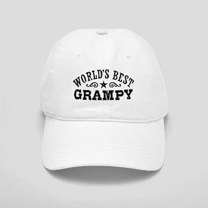 World's Best Grampy Cap